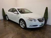 USED 2011 61 VAUXHALL INSIGNIA 1.8 SRI 5d 138 BHP FULL SERVICE HISTORY WITH 5 STAMPS IN THE SERVICE BOOK