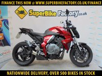 USED 2011 61 HONDA CB1000R  GOOD & BAD CREDIT EXCEPTED, OVER 500+ BIKES