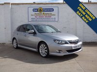 USED 2009 09 SUBARU IMPREZA 2.0 RX 5d 150 BHP One Owner + Service History Touchscreen Multimedia System SAT-NAV