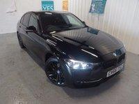 2016 BMW 3 SERIES 2.0 318D SPORT 4d 148 BHP £17995.00