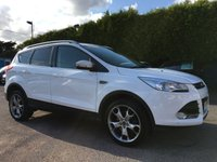 USED 2015 65 FORD KUGA 2.0 TITANIUM TDCI 5d 150 BHP ..SAT NAV , APPEARANCE PACK  NO DEPOSIT  PCP/HP FINANCE ARRANGED, APPLY HERE NOW