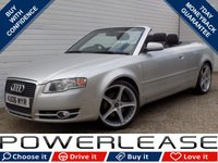 USED 2006 06 AUDI A4 1.8 T 2d 161 BHP CLIMATE CONTROL JUST SERVICED