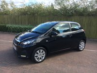 USED 2015 65 PEUGEOT 108 1.0 ACTIVE 3d 68 BHP New Model with Zero Road Tax