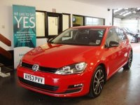 USED 2013 63 VOLKSWAGEN GOLF 2.0 GT TDI BLUEMOTION TECHNOLOGY 5d 148 BHP Privately owned. Supplied with a service and 12 months Mot. Technology pack- Sat Nav, Bluetooth & DAB Stereo