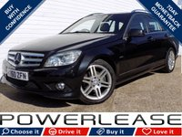 USED 2011 60 MERCEDES-BENZ C CLASS 2.1 C220 CDI BLUEEFFICIENCY SPORT 5d 170 BHP F+R PSENSORS BLUETOOTH LEATHER