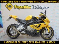 USED 2011 61 BMW S1000RR