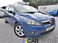 USED 2008 58 FORD FOCUS 1.6 ZETEC 5d 100 BHP FULL SERVICE HISTORY
