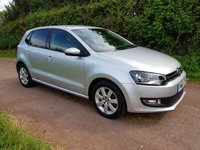 USED 2011 61 VOLKSWAGEN POLO 1.2 MATCH 5d 59 BHP **STUNNING CONDITION**SUPERB DRIVE**EXTENSIVE HISTORY**