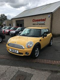 2007 MINI HATCH ONE 1.4 ONE 3d 94 BHP £3595.00