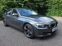 2014 BMW 3 SERIES 2.0 320D EFFICIENTDYNAMICS 4d 161 BHP £10990.00