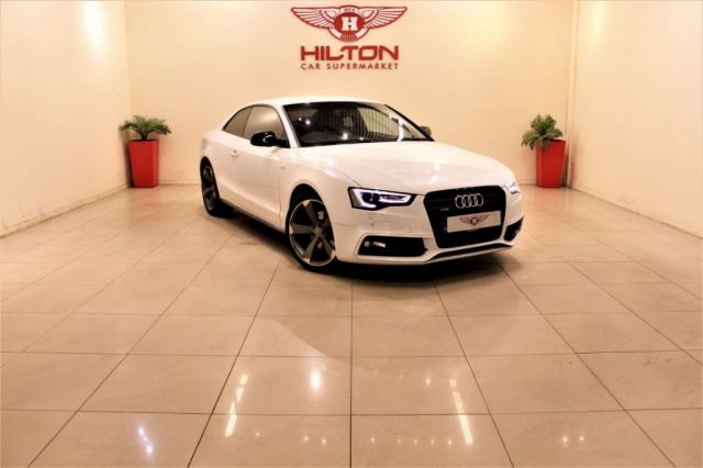 AUDI A5 at Hilton Car Supermarket