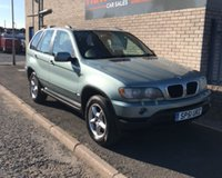 USED 2001 51 BMW X5 D