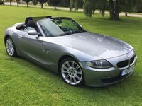 USED 2006 06 BMW Z4 2.0 Z4 SPORT ROADSTER 2d 148 BHP ***NICE EXAMPLE** 6MTH WARR