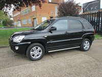 USED 2006 06 KIA SPORTAGE 2.0 CRDI XS 5d 140 BHP. 4WD. MPV. SUV. BIG SPEC. FSH.  CLEAN EXAMPLE. WARRANTY. PX WELCOME
