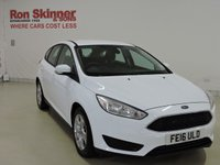 USED 2016 16 FORD FOCUS 1.6 STYLE 5d 104 BHP