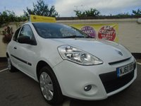 USED 2010 60 RENAULT CLIO 1.1 EXTREME 3d 74 BHP GUARANTEED TO BEAT ANY 'WE BUY ANY CAR' VALUATION ON YOUR PART EXCHANGE