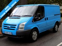 USED 2010 60 FORD TRANSIT 2.4 AWD 330 SWB LOW ROOF 4X4 140 BHP 6 SPEED 1 Owner, Full Service History