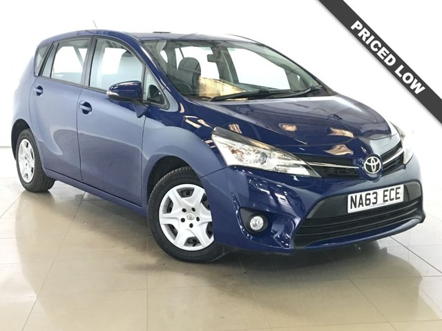 View our 2013 63 TOYOTA VERSO 2.0 ACTIVE D-4D 5d 122 BHP