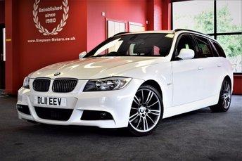 2011 BMW 3 SERIES 2.0 320D SPORT PLUS EDITION TOURING 5d 181 BHP £11495.00