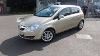 USED 2010 59 VAUXHALL CORSA 1.4 SE 5d AUTO 98 BHP AUTOMATIC! HALF LEATHER!