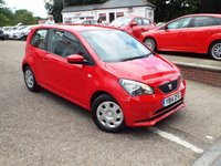 USED 2014 14 SEAT MII 1.0 ECOMOTIVE 3d 59 BHP ONE Owner FULL Service History