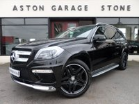 2015 MERCEDES-BENZ GL CLASS 3.0 GL350 CDI BLUETEC AMG SPORT AUTO **REAR ENTERTAINMENT** £42990.00
