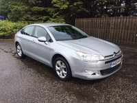 USED 2008 58 CITROEN C5 2.0 VTR PLUS HDI 4d 138 BHP 6 MONTHS PARTS+ LABOUR WARRANTY+AA COVER
