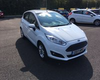 USED 2017 17 FORD FIESTA 1.0 ZETEC NAVAGATION ECOBOOST (100PS)  THIS VEHICLE IS AT SITE 1 - TO VIEW CALL US ON 01903 892224