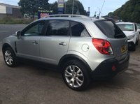 USED 2013 62 VAUXHALL ANTARA 2.2 SE NAV CDTI 4WD S/S 5d 161 BHP, only 29000 miles *****FINANCE AVAILABLE APPLY ONLINE******