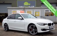 USED 2014 14 BMW 3 SERIES 2.0 320D EFFICIENTDYNAMICS 4d 161 BHP BMW Service Plan until 2019