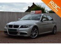 2008 BMW 3 SERIES 2.0 318D M SPORT 4d 141 BHP £6500.00