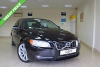 USED 2011 11 VOLVO S80 2.4 D5 R-DESIGN SE 4d AUTO 205 BHP SALOON VERY RARE MODEL R DESIGN, SATELLITE NAVIGATION, TWO TONE LEATHER, ELECTRIC FRONT SEATS - DRIVERS WITH MEMORY, STUNNING CAR