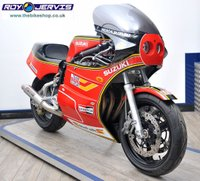 USED 1996 SUZUKI GS1000 HERON XR69 F1 REPLICA STUNNING HERON F1 XR69 REPLICA - ROAD REGISTERED