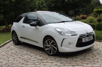 USED 2016 DS DS 3 1.6 BLUEHDI DSTYLE NAV S/S 3d 98 BHP DAYTIME RUNNING LIGHTS
