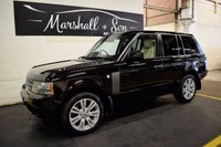 USED 2009 59 LAND ROVER RANGE ROVER 3.6 TDV8 VOGUE 5d AUTO 271 BHP