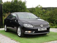 USED 2014 63 VOLKSWAGEN PASSAT 2.0 EXECUTIVE TDI BLUEMOTION TECHNOLOGY 4d 139 BHP