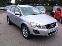 USED 2009 58 VOLVO XC60 2.4 D5 SE LUX AWD 5d AUTO 185 BHP SPACIOUS 4X4 FAMILY CAR !! - FULL MAIN DEALER HISTORY - GREAT SPEC
