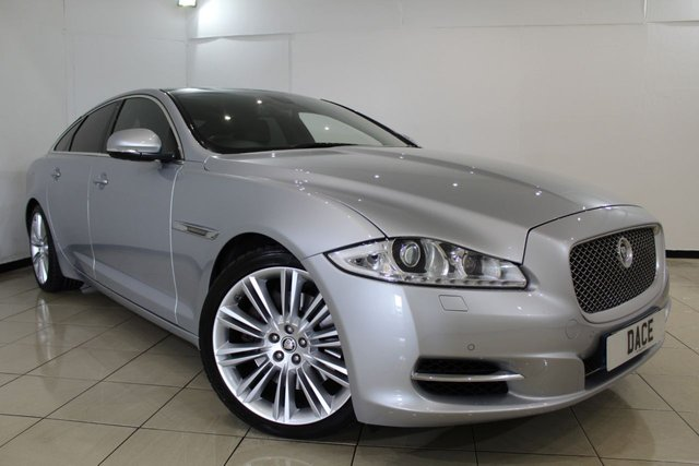 View our 2010 60 JAGUAR XJ 3.0 D V6 PORTFOLIO SWB 4DR AUTOMATIC 275 BHP