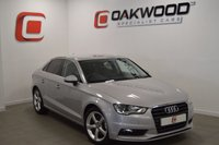 USED 2014 14 AUDI A3 2.0 TDI SPORT 4d 150 BHP *1 OWNER* AUDI HISTORY + 1 OWNER