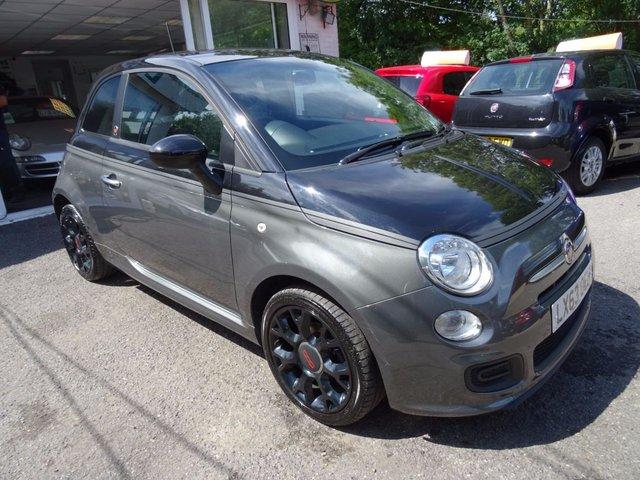 2013 63 FIAT 500 1.2 GQ 3d 69 BHP