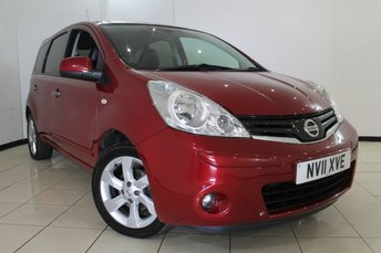 2011 NISSAN NOTE}
