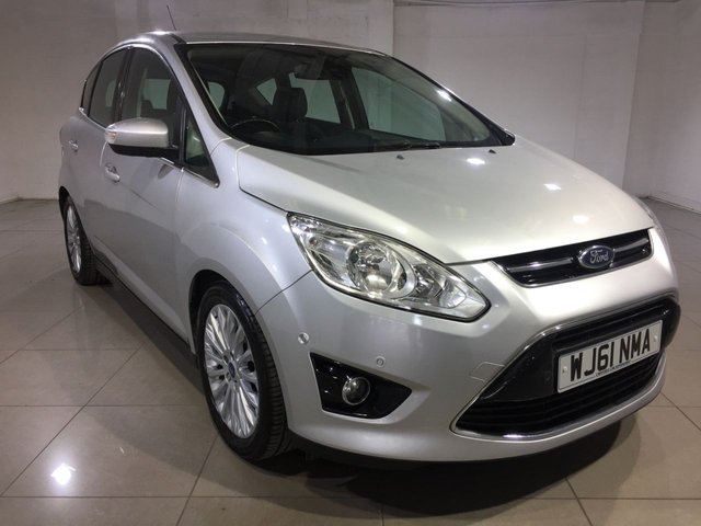 View our 2011 61 FORD C-MAX 1.6 TITANIUM TDCI 5d 114 BHP