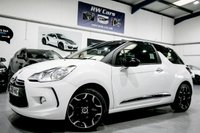 2015 CITROEN DS3 1.6 E-HDI DSTYLE PLUS 3d [FREE TAX+B/TOOTH+PARK+ALLOYS] £7150.00