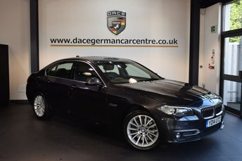 2014 BMW 5 SERIES 3.0 530D LUXURY 4DR AUTO 255 BHP £15470.00