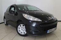 USED 2009 59 PEUGEOT 207 1.4 S 8V 3DR 73 BHP AIR CONDITIONING + RADIO/CD + ELECTRIC WINDOWS + ELECTRIC MIRRORS