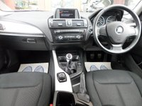 USED 2013 63 BMW 1 SERIES 1.6 114D ES 5d **1 OWNER * FSH** ** DAB DIGITAL RADIO **