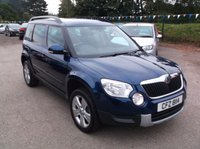USED 2010 SKODA YETI 2.0 SE TDI CR 5d 109 BHP highly versatile family car with excellent service history