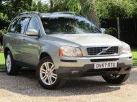 2007 VOLVO XC90 2.4 D5 SE LUX AWD 5d AUTO 185 BHP 7 SEAT £6990.00