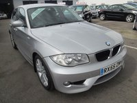 USED 2005 55 BMW 1 SERIES 2.0 120I SE 5d AUTOMATIC  148 BHP