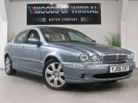 USED 2006 06 JAGUAR X-TYPE 2.2 SE 4d 152 BHP